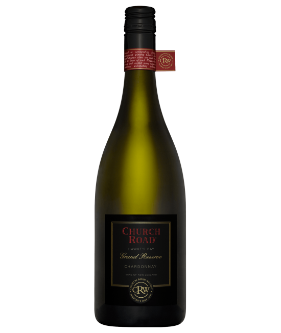 Church Road Grand Reserve Chardonnay (6 Bottles)