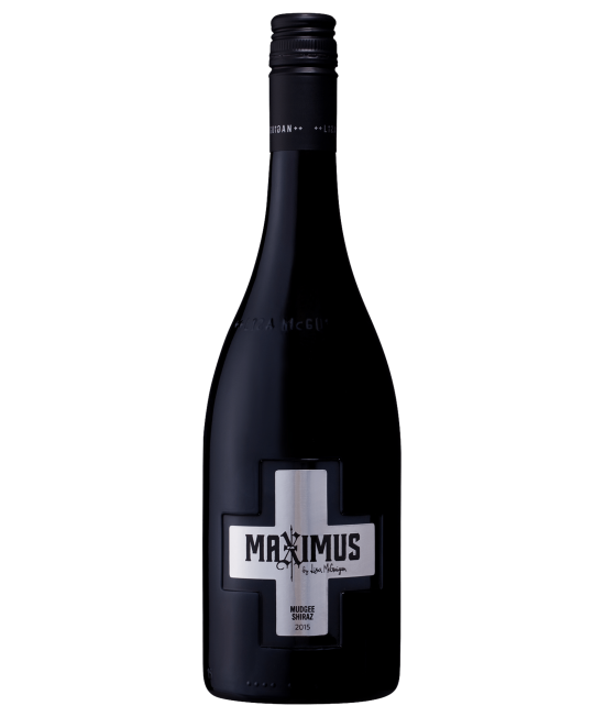 2015 Lisa McGuigan Platinum Maximus Shiraz (6 bottles)